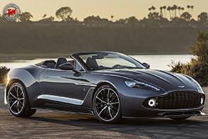Aston Martin Vanquish Zagato Volante: oggetto del desiderio!