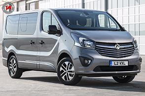 Nuovo Vauxhall Vivaro Tourer Elite: disponibili ora con due livelli di potenza!