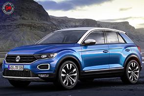 Design espressivo e dinamico per il nuovo Volkswagen T-Roc