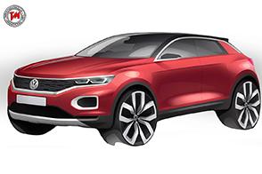 Anima ribelle per la novità firmata Volkswagen: il T-Roc