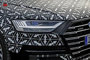 Audi AI traffic jam pilot: sulla A8 il primo sistema di guida altamente automatizzato