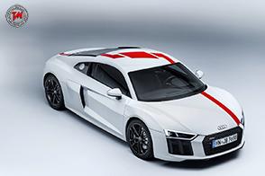 Solo 999 esemplari della veloce e leggera Audi R8 V10 RWS