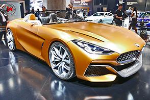 BMW Z4 Concept: la novità tedesca conquista Francoforte