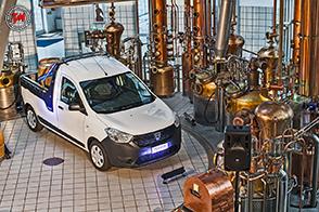 Nuovo Dacia Dokker Pick-Up: una novità tutta Italiana