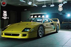 Ferrari F40 Full Detailing – Happy Birthday from #Labocosmetica