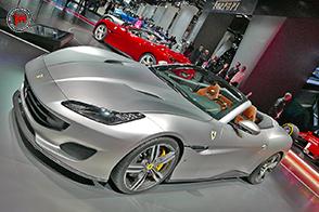 Ferrari Portofino sceglie gli pneumatici Bridgestone Potenza S007