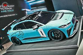 Jaguar lancia il primo Campionato di auto elettriche di serie: I-PACE eTROPHY