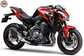 La nuova Kawasaki Z900 sarà disponibile anche in versione 70kW