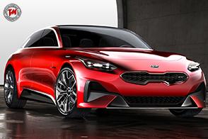 Kia Proceed Concept: a Francoforte una nuova fastback