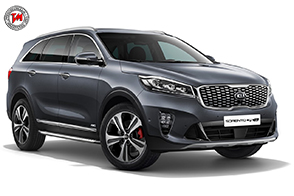 Kia Sorento Model Year 2017: al Salone dell'auto di Francoforte, il debutto