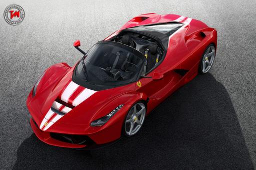 LaFerrari,LaFerrari Aperta,Ferrari