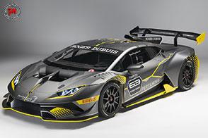 Presentata la nuova Lamborghini Huracán Super Trofeo EVO