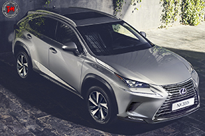 Al Salone dell'Auto di Francoforte Lexus presenta la nuova NX