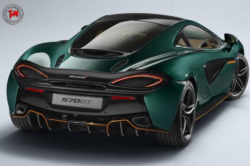 McLaren 570 GT XP Green