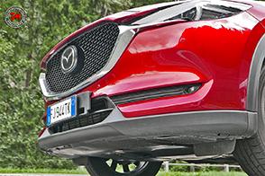 Oltre 2.500 chilometri al volante della nuova Mazda CX-5