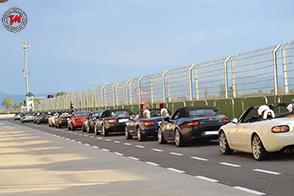 MX-5 Italia Road & Track: un raduno ad alto contenuto di emozioni