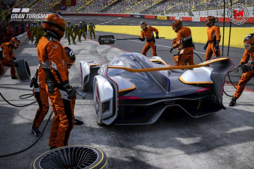 McLaren Ultimate Vision Gran Turismo, Gran Turismo Sport