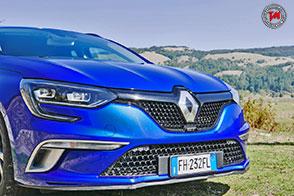 Renault Megane Sporter GT Tce 205 EDC: la sportiva dalle 4 ruote sterzanti!