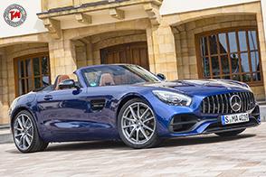 Bella e prestazionale la nuova Mercedes-AMG GT