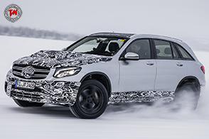 Mercedes-Benz GLC F-Cell: elettricamente idrogena!