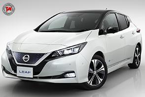 Nuova Nissan Leaf: autonomia, design e guida assistita