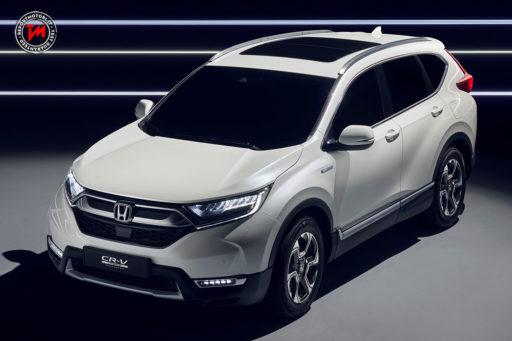 Nuovo Honda CR-V Hybrid