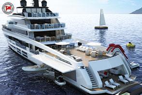 Oceanemo 55 : propulsione ibrida per il rispetto dell'ambiente