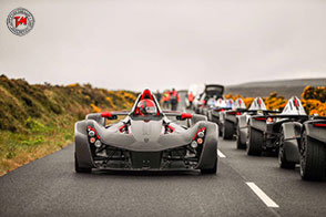 La potente BAC Mono in Project Cars 2