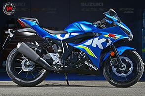 Suzuki GSX-R125 ABS: giovane spirito racing!