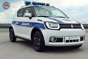 Suzuki Ignis 1.2 Hybrid 4WD ALLGRIP ITOP Polizia Locale