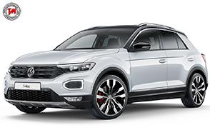 190 ore per prenotare online la Volkswagen T-Roc Edition190