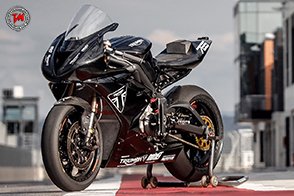 Continua lo sviluppo del motore Triumph per la Moto2