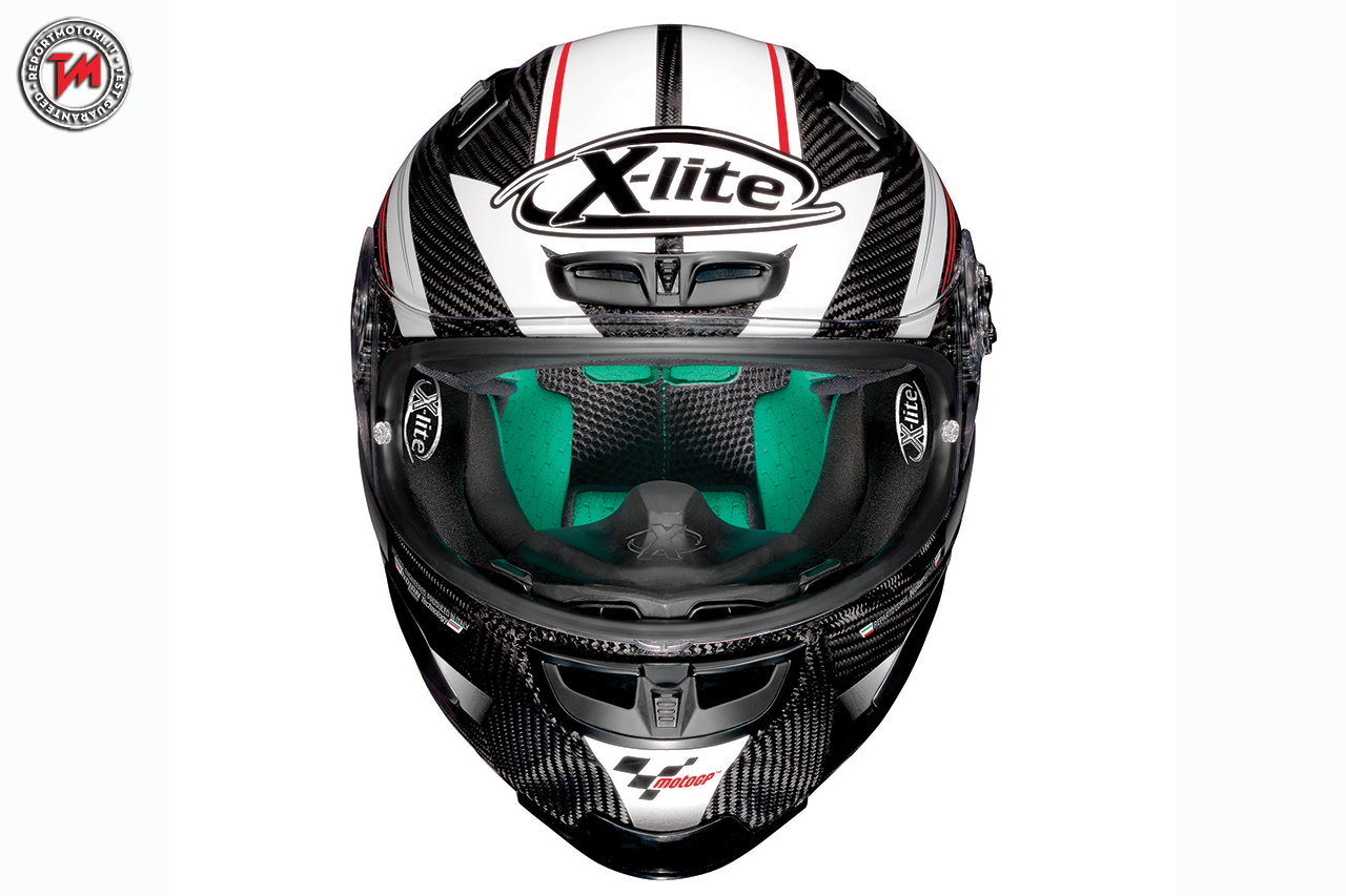 x lite x 803 ultra carbon il nuovo casco racing by nolangroup. Black Bedroom Furniture Sets. Home Design Ideas