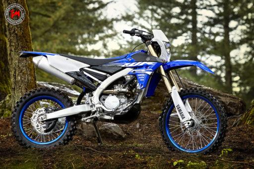 Yamaha WRF-2018