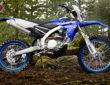 Manegevolezza, potenza, leggerezza: le nuove Yamaha WRF-2018