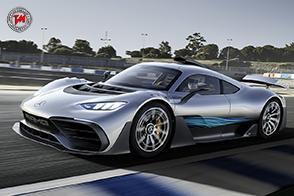 Mercedes-AMG Project ONE protagonista alla Mille Miglia