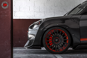 MINI John Cooper Works GP Concept: la vera essenza racing