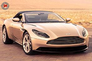 Nasce sulla base della sorella Coupé la nuova Aston Martin DB11 Volante