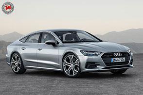 Nuova Audi A7 Sportback: una cinque porte dal sapore di ammiraglia
