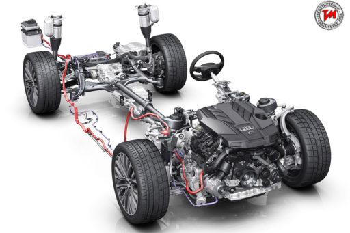 Audi Mild-Hybrid