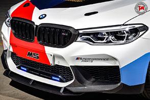 Rinnovato il sodalizio tra BMW e MotoGP: svelata la BMW M5 MotoGP Safety Car