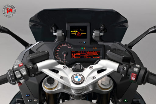 BMW R 1200 RS ConnectedRide