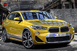 Compatto, sportivo ed innovativo: è la nuova BMW X2