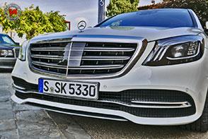 Nuova Mercedes-Benz Classe S: oltre 100 anni di storia e di successi
