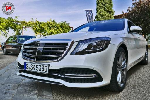 Nuova Mercedes-Benz Classe S, s 560, classe s 560