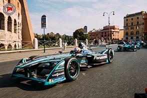 33 giri e 2,86 km: la Formula E pronta a sbarcare a Roma
