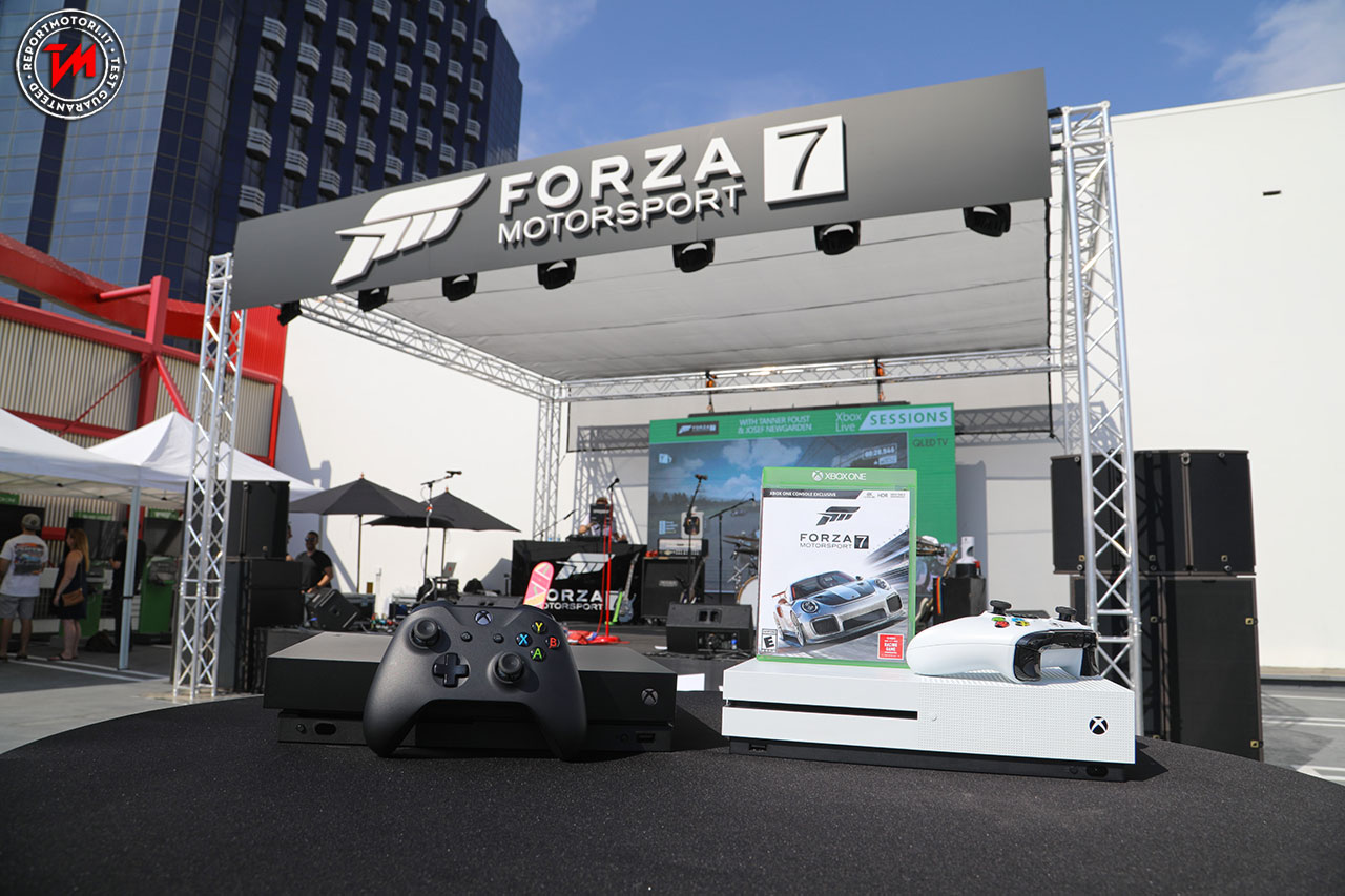 forza motorsport 7 disponibile su xbox one e windows 10. Black Bedroom Furniture Sets. Home Design Ideas