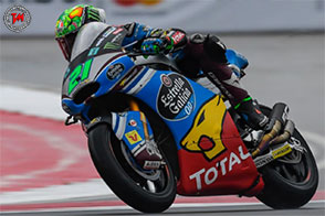 Franco Morbidelli vince il titolo di Campione del Mondo Moto2