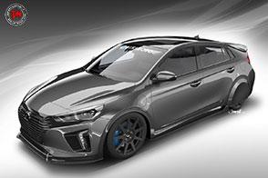 Un concept fuori dagli schermi: è la Hyundai HyperEconiq Ioniq