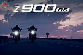 Sarà svelata al Tokyo MotorShow la nuova Kawasaki Z900RS